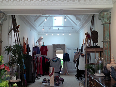 St. Andrews - Interiors, Clothing and Knitwear